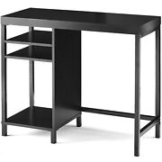 Sumpter Park Cube Storage Computer Desk Black Home Office Mainstay Free Shipping