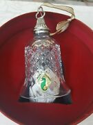 Waterford Crystal 12 Days Of Christmas Bell 2 Turtle Doves Ornament Boxireland
