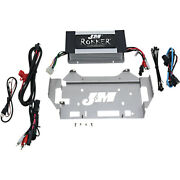 J And M 800w 4-channel Rokker Amplifier - And03914+ Flhx | Jamp-800hc14sgp