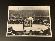 Stunning 1921 Jack Dempsey Original Type 1 Vintage Boxing Photo Psa Ready Clean