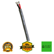Ancor Bilge Pump Cable - 14/3 Stow-a Jacket - 3x2mm And 178 - 100and039 New