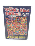 Paul Lamond Games Worlds Most Difficult Jigsaw Puzzle The Sweet Shop New Sealed