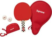 Supreme Butterfly Table Tennis Racket Set Fw19 Ping Pong Paddle In Hand Soldout
