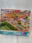 Colorluxe 1500-piece Jigsaw Puzzle Odeonsplatz In Munich, Germany Complete