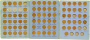 Lincoln Head Cent Collection Starting 1941-1974 Free Shipping