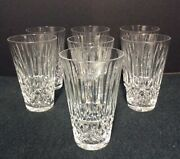 Seven7 Waterford Tramore Maeve 5 1/2andrdquo Water Glasses