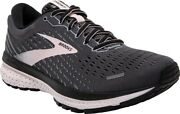 Brooks Ghost 13 Running Shoe Womenand039s In Black/pearl/hushed Violet - New