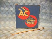 1960 Pontiac Nos Ac Speedometer Pointer And Hair Spring Assembly 1588019 See Ad