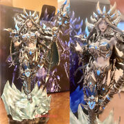 1/10 Scale Sindragosa World Of Warcraft Resin Statue Leviathan Studios In Stock