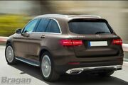 Running Boards For Mercedes-benz Gle-class 2015+ Polished Stainless Aluminum4x4
