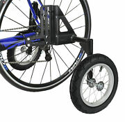 Cyclingdeal Adjustable Adult Bicycle Bike Training Wheels Fits 24 To 29