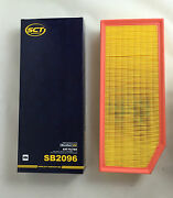 1 X Air Filters Sct Germany Mercedes W210 S210 W203 S203 Cl203 W463 Airfilter