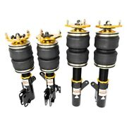 4.0 X 4.0 Dynamic Pro Front And Rear Monotube Adjustable Lowering Air Strut Kit