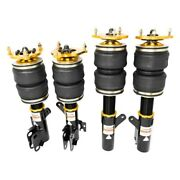 For Bmw 325ci 01-05 Air Strut Kit 4.0 X 4.0 Dynamic Pro Front And Rear Monotube