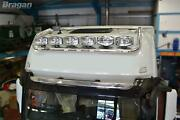 Roof Bar + Spot Lamps + Clear Beacons + Air Horns For Daf Xf 105 Super Space Cab