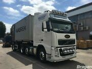Roof Bar + Led + Spot Lights For Volvo Fm Series 2 And 3 Globetrotter Xl Cab Truck
