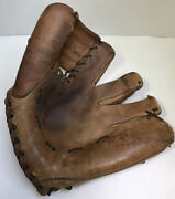 Vtg Wilson A2040 Ted Williams Personal Model Baseball Glove Mitt Made In Usa