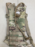 New Ocp Multicam Hydration Backpack Water Carrier Us Army 100oz Pack Source Wxp