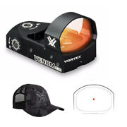 Vortex 6 Moa Venom Red Dot Sight With Vortex Hat Color May Vary