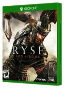 Ryse Son Of Rome Xbox One Game Great Condition