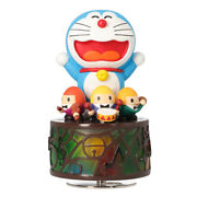 Doraemon Future Department Store Limited Music Box With Moody Orchestra Japan