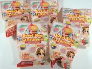 Lot Of 5 New Orb Odditeez Sweet Shop Scented Puzzle Erasers Blind Packs 2 Per -