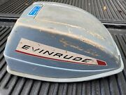 Evinrude Fisherman Six 6 Engine Motor Outboard Cover Cowl 1960s Cowling