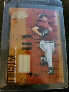 2005 Donruss Leather And Lumber Jerseys /100 Andy Pettitte 8