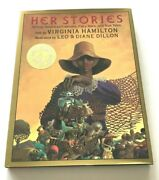 Her Stories By Virginia Hamilton Illustrated By Leo And Diane Dillon