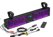 Boss Audio Riot 26 Bluetooth Led Party Sound Bar Canam Defender Hd5 17 18 19 20