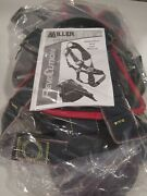 Miller Revolution Full Body Safety Harness With Quick Connectors