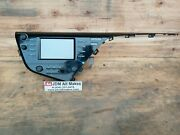 2019 Toyota Camry Audio Radio Display Receiver And Climate Control 86140-06440