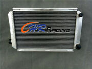42mm For 1974-1979 1975 1976 Mg Midget With A 1600cc Engine Aluminum Radiator