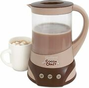 West Bend Cl50032 Crazy Hot Drink Maker For Instant Cocoa Coffee And Tea With Pe