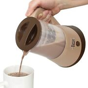 West Bend For Instant Coffee And Tea With Perfect Temperature Feature Cocoa Craz