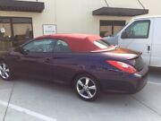 Toyota Solara Convertible Top Replacement With Installation