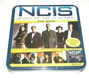 Ncis The Game Based On The Tv Series In The Tin Box By Pressman 2010 New