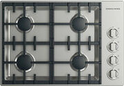 Fisher And Paykel 30 Stainless Steel 4 Burner Gas Cooktop Cdv2304nn