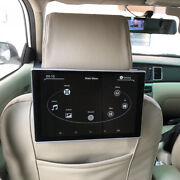 Car Headrest Monitor With Android 9.0 Tv Rear Seat Entertainment System For Audi