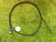 1941-47 Buick Heat Switch With Ivory Knob Bracket And Cable