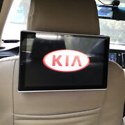 Wifi Android Car Tv Headrest With Monitor For Kia Rear Seat Entertainment System