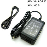 Ac Adapter Power Charger For Sony Handycam Hdr-fx1 E Hdr-fx7 E Hdr-hc1 Hdr-sr1