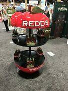Redds Apple Ale Giant Apple Orchard Collectible Display Shelving