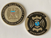 Nsa Nat'l Security Agency Directorate Operations Global Signit Covert Activities