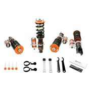 Ksport 0.5-2.5 X 0.5-2.5 Circuit Pro Front And Rear Lowering Coilover Kit