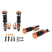 For Saab 9-3 04-11 Coilover Kit 0.5-2.5 X 0.5-2.5 Kontrol Plus Front And Rear