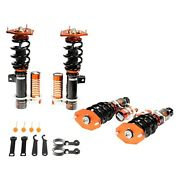 For Honda Civic 17-19 Coilover Kit 0.5-2.5 X 0.5-2.5 Circuit Pro Front And