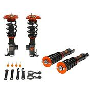 For Bmw M3 08-13 Coilover Kit 0.5-2.5 X 0.5-2.5 Slide Kontrol Drift Front And