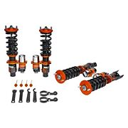 For Bmw M3 08-13 Coilover Kit 0.5-2.5 X 0.5-2.5 Kontrol Plus Front And Rear