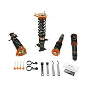 For Hyundai Tiburon 97-01 Coilover Kit 0.5-2.5 X 0.5-2.5 Gt Pro Front And Rear